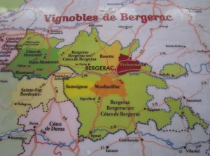 Bergerac Wine Region,  SW France