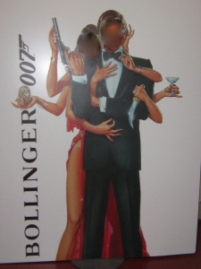 '007' and Bollinger