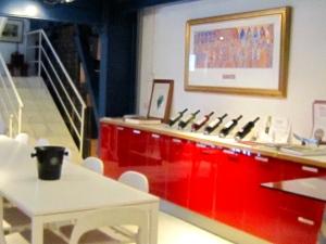 Wine tasting room, Zambartas Wineries, Agios Amvrosias, Limassol