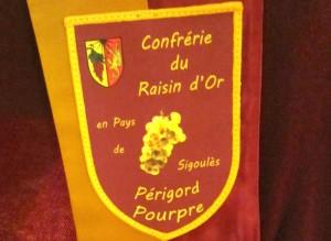 Confrérie du Raisin D'Or de Sigoulès