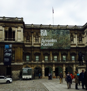 Royal Academy of Arts, London,