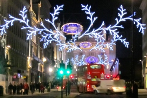 Christmas Lights, St. James's, London