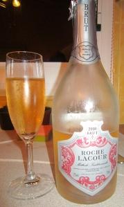 Roche Lacour Cremant de Limoux Brut Rosé