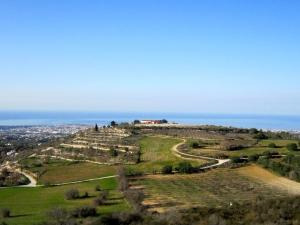 December in Cyprus