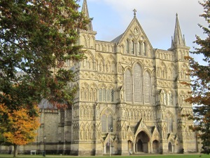 Salisbury Cathedral, West Front