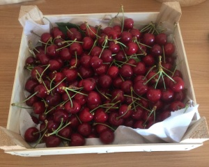 Dordogne cherries