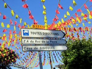 Wine Fair in Sigoulès