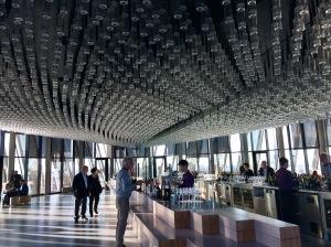 Wine tasting room, Belvedere, Cité du Vin