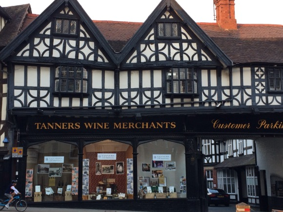 Tanners Wine Merchants, Shrewsbury - Burrowing Owl Estate Wines are available here.