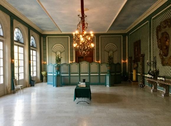 The Orangerie at Chateau Haut-Brion