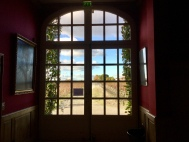 Chateau Haut-Brion, looking out to the vines, Pessac, Bordeaux