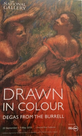 The Degas exhibition at the National Gallery