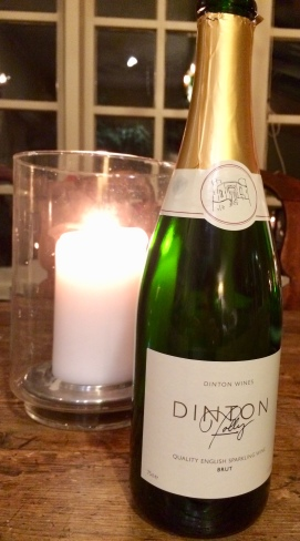 Enjoying English sparkling wines
