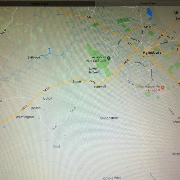 Dinton, Aylesbury, Buckinghamshire