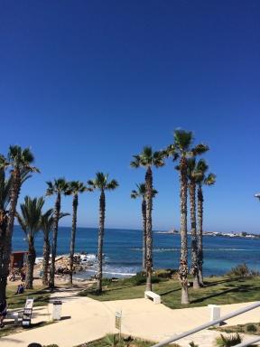 Paphos sea-walk