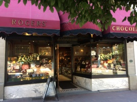 Rogers Chocolates : Delicious chocolates since 1885