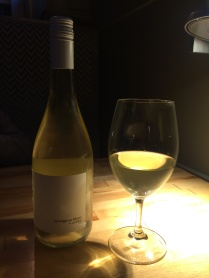 Lock and Worth Winery: Sauvignon blanc and semillon