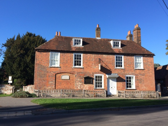Jane Austen's house, Chawton, Hampshire