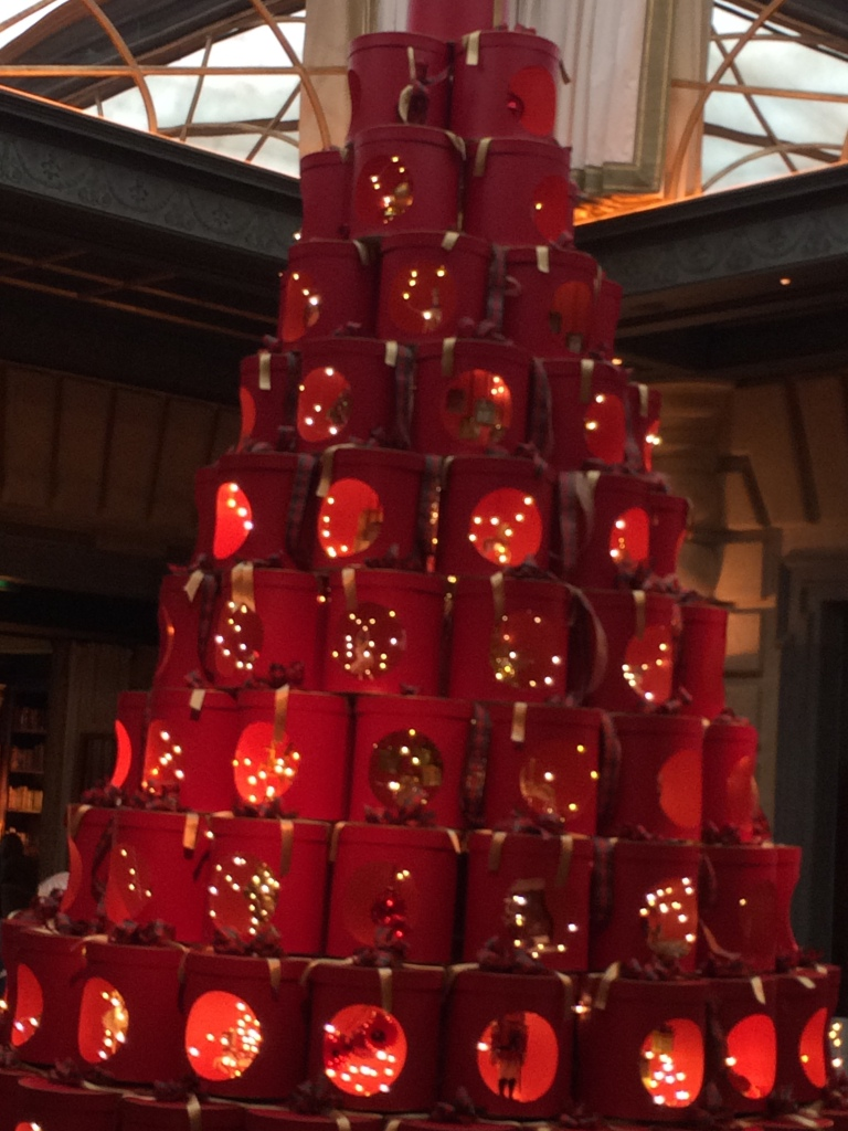 A Christmas Tree of Gifts