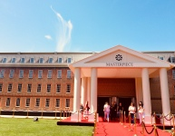 Masterpiece 2019 in grounds of Royal Hospital Chelsea