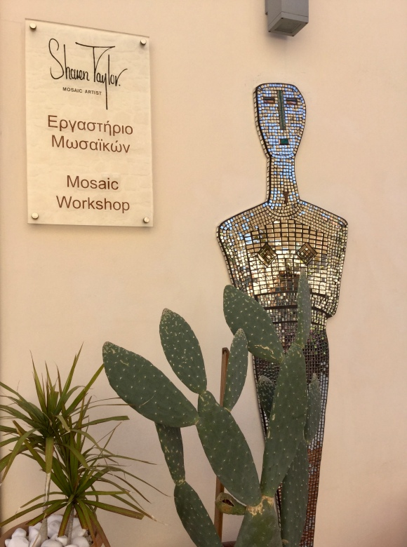 Sharen Taylor's Mosaic Workshop